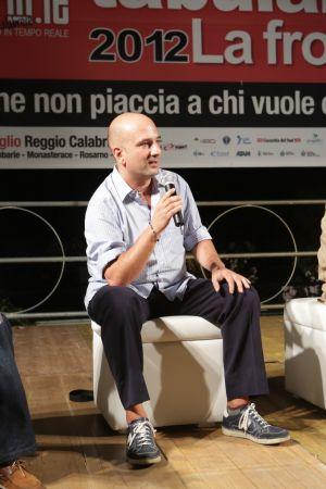 Reggio Calabria 25/07/12 senza targa a TabulaRasa