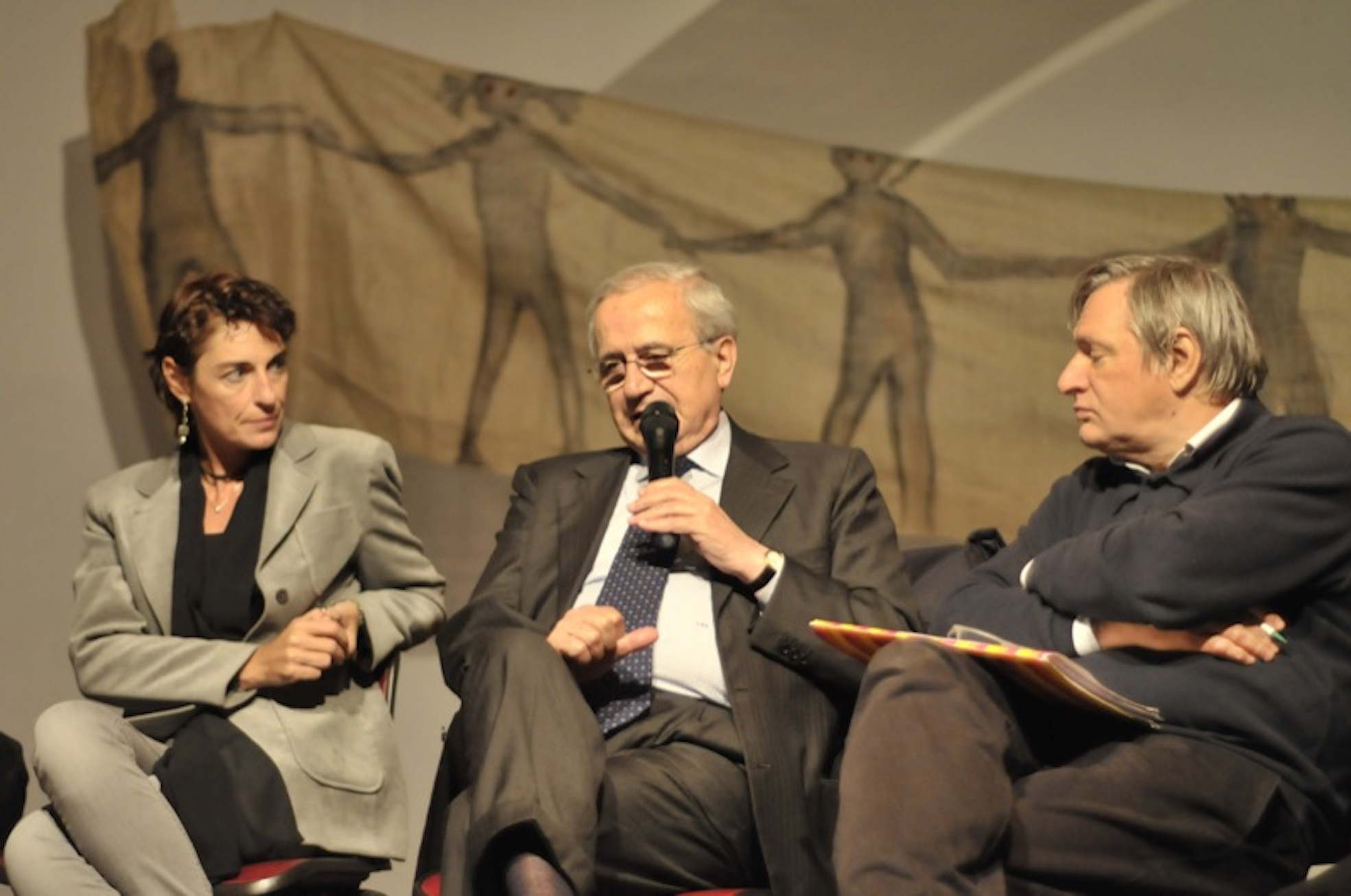 LUIGI DE SENA, LUIGI CIOTTI | Torino, San Secondo | Realtà e memoria | 20/04/2012
