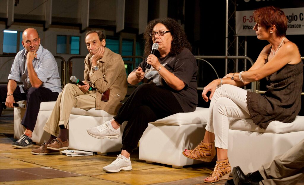 MARIO CONGIUSTA, PATRIZIA PRESTIA | Reggio Calabria | Tabularasa | 26/07/2012