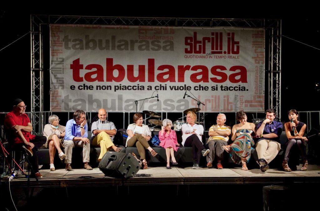 MARTINO, CASADIO, CAMBRIA, PICCOLO, MARCASCIANO | Reggio Calabria | Tabularasa | 19/07/2014