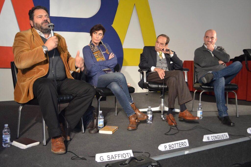 GAETANO SAFFIOTI, MARIO CONGIUSTA | Catanzaro, Accademia delle Belle Arti | 14/11/2014