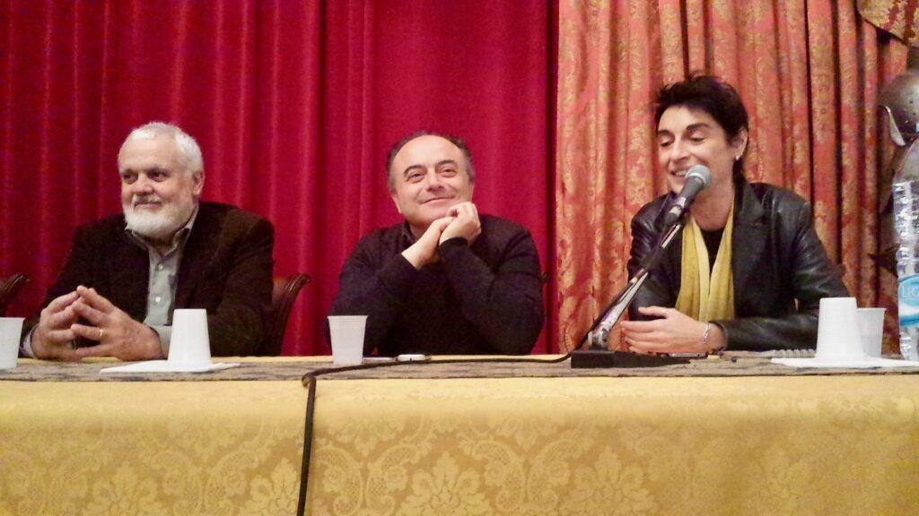 MARCO TULLIO GIORDANA, NICOLA GRATTERI | Scilla, Castello Ruffo | Il coraggio oltre la narrazione | 12/02/2016