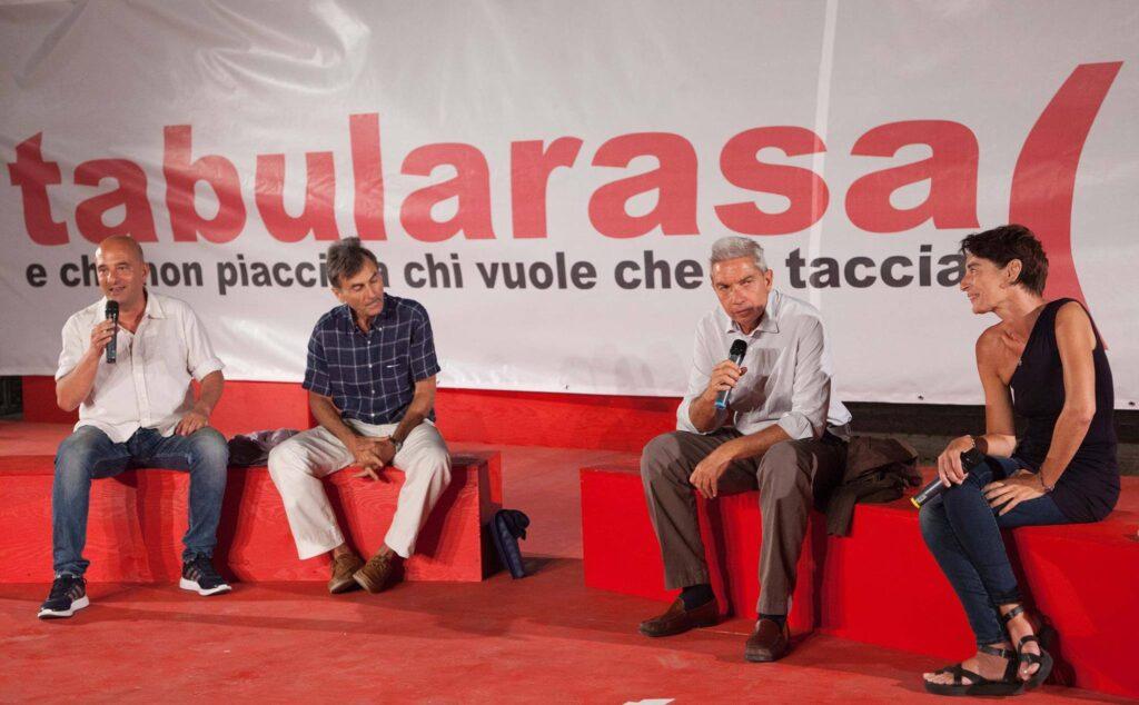 ANTONIO PADELLARO | Reggio Calabria | Tabularasa | 7/07/2016