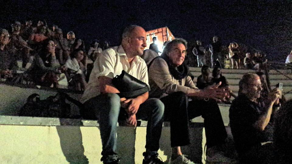 CARLO MASSARINI | Reggio Calabria |  Tabularasa | 21/07/2016