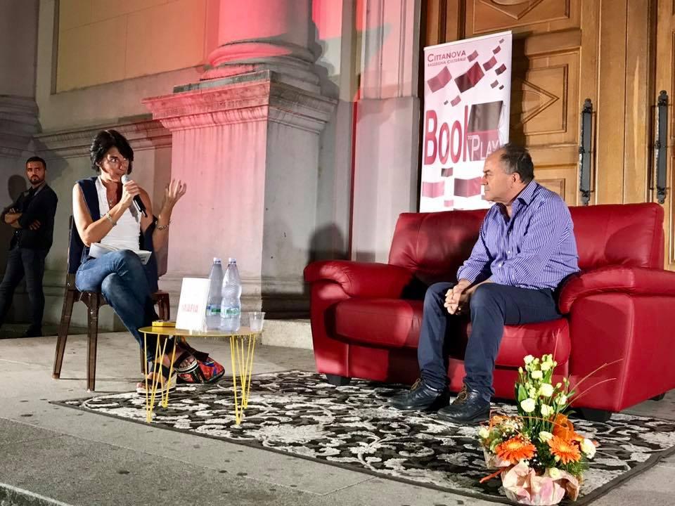 NICOLA GRATTERI | Cittanova | Book2play | 29/07/2017