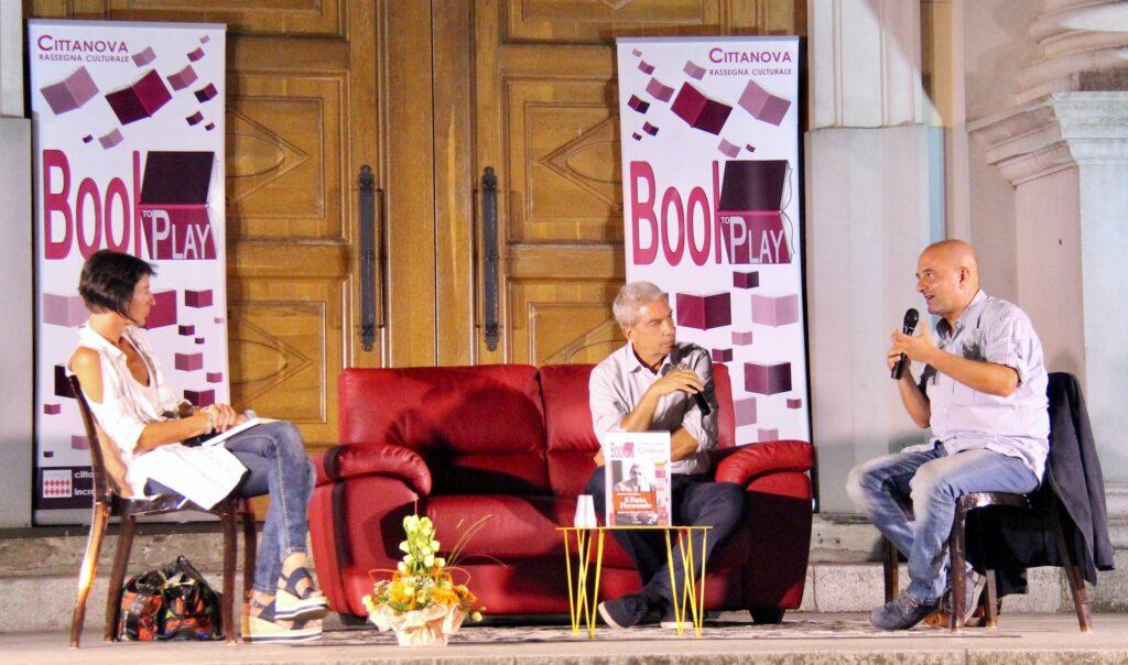 ANTONIO PADELLARO | Cittanova | Book2play | 30/07/2017