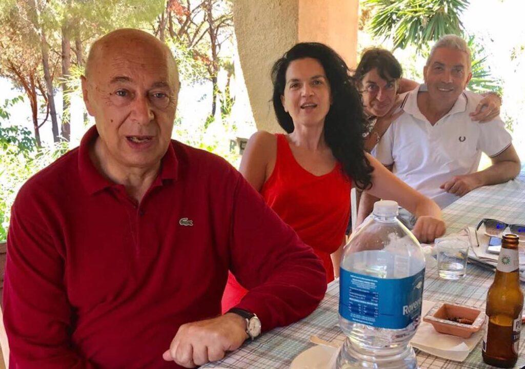 PAOLO MIELI, ANTONIO PADELLARO | Capo Vaticano | Estate a casa Berto | 1/08/2017