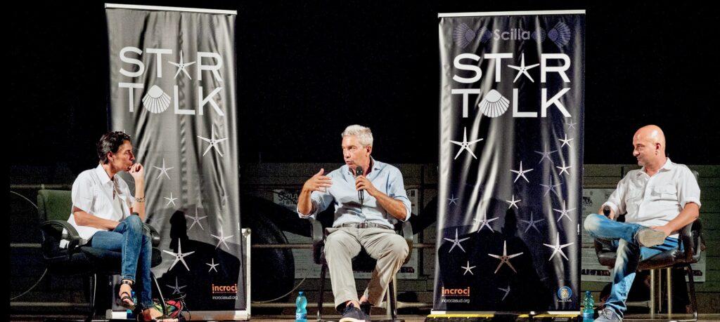 ANTONIO PADELLARO | Scilla, piazza S. Rocco | StarTalk | 03/08/2017