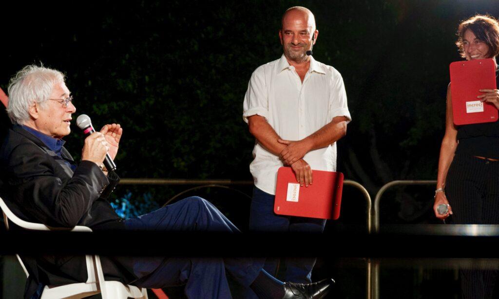 GIANNI QUARANTA | Scilla Cinema d'autore | 28/08/2017