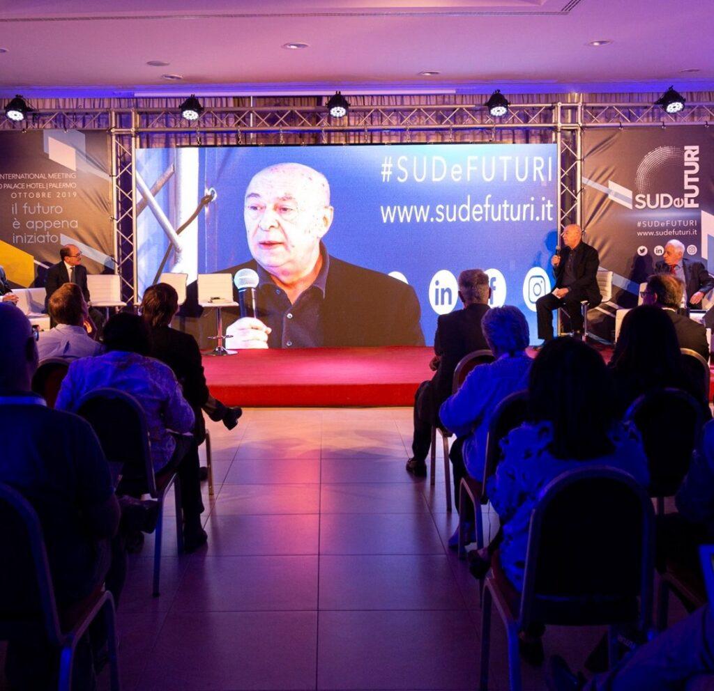 PAOLO MIELI | Palermo, Mondello Palace | SUD e FUTURI | 4/10/2019