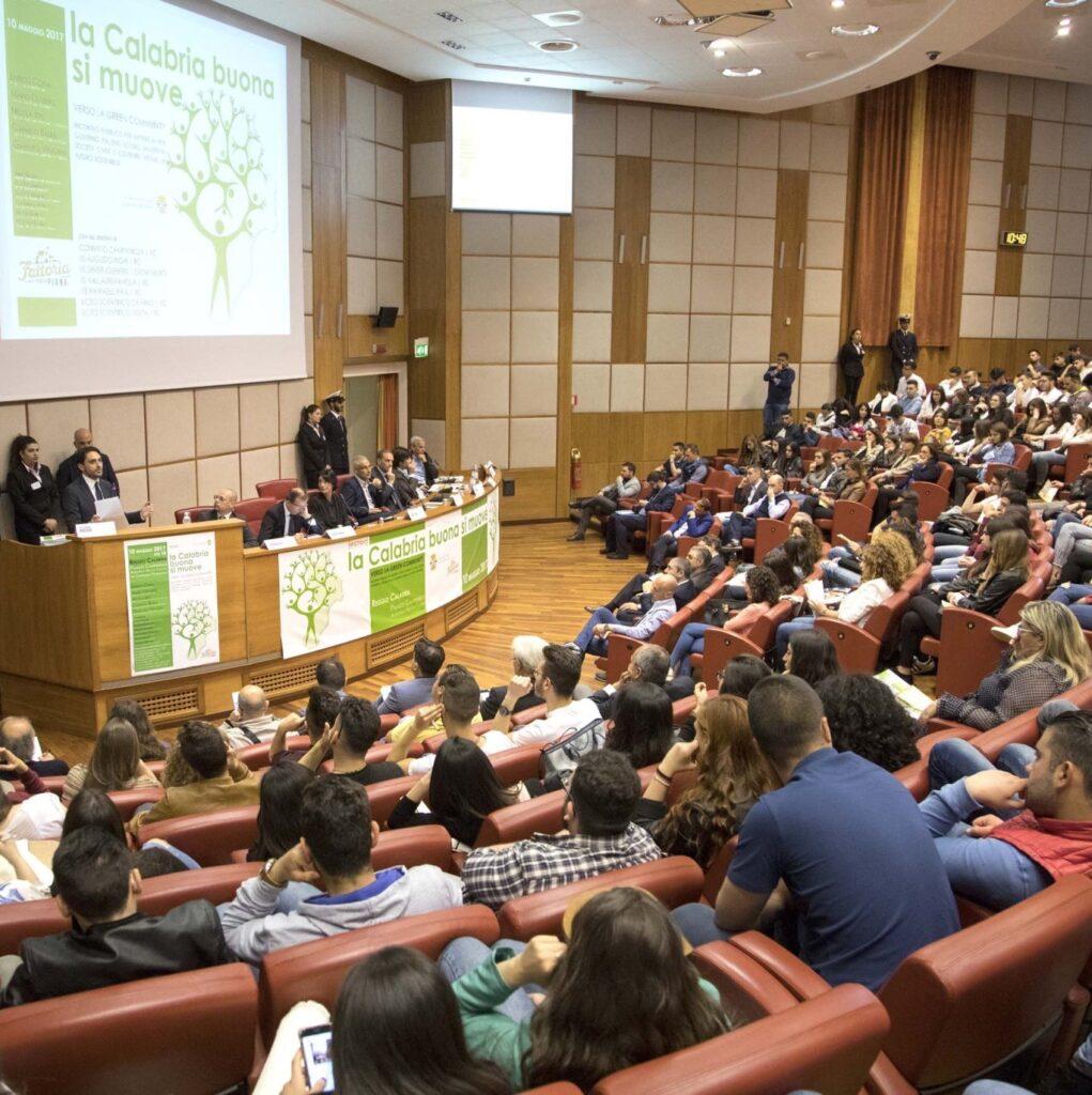 Reggio Calabria, Auditorium Calipari | verso la Green Economy | 10/05/2017