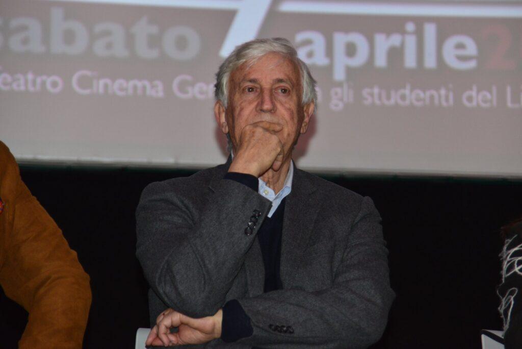 PIERO BADALONI | Cittanova | BookToPlay | 08/04/2018