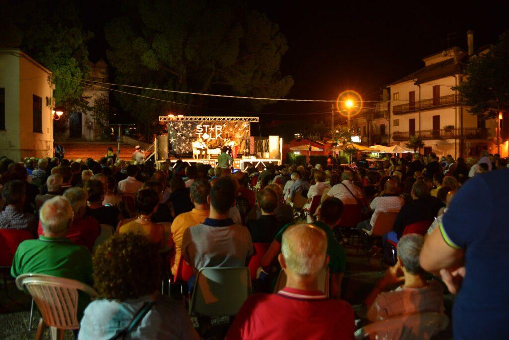 NICOLA GRATTERI | Cittanova, piazza Calvario | StarTalk | 8/08/2017